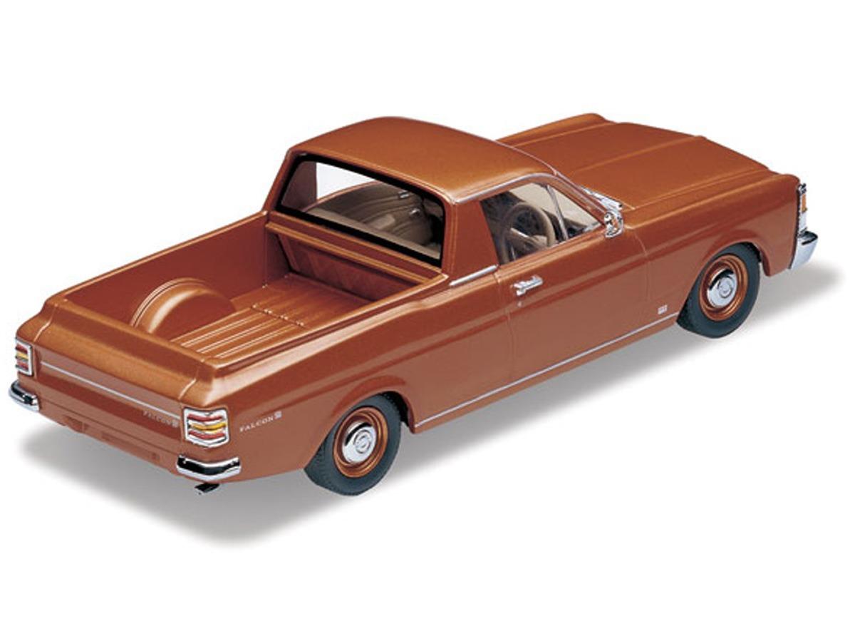 1969 Ford XW Falcon Utility – Lustre Bronze
