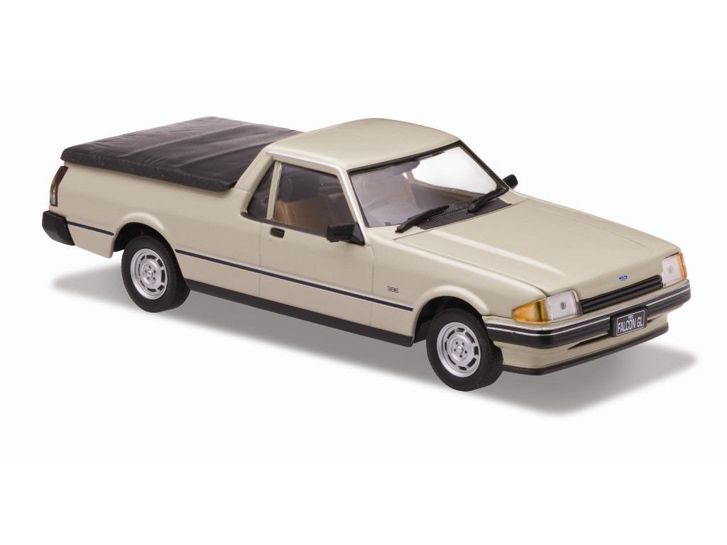 1982 Ford Falcon XE Utility – Saffron Beige