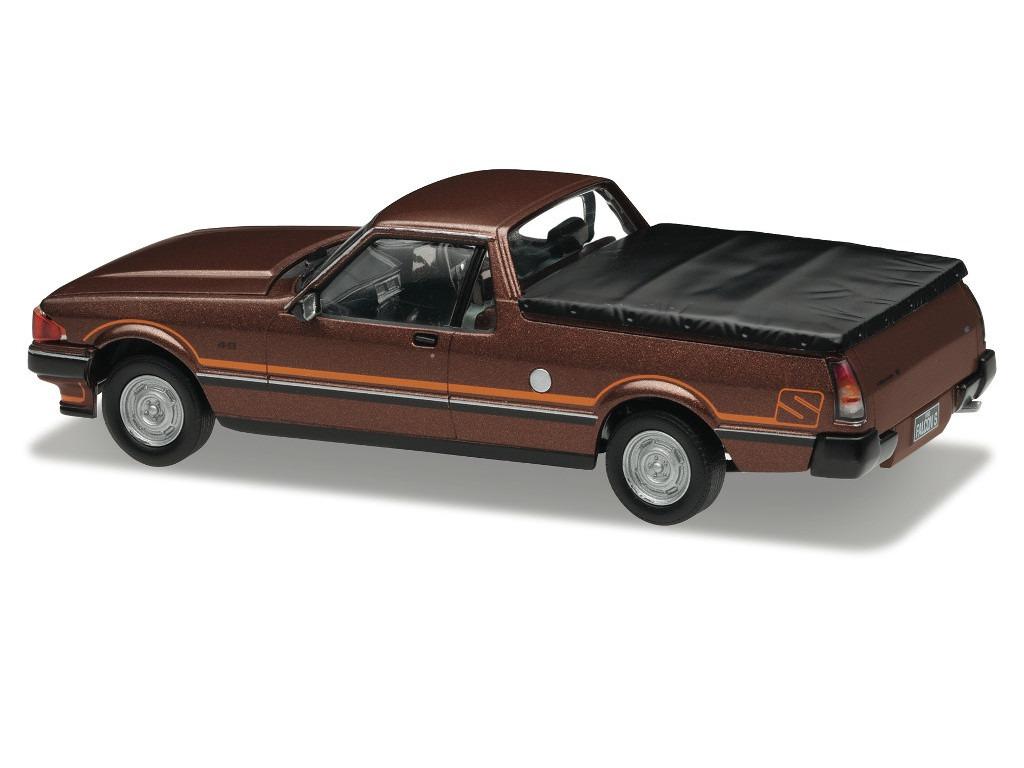 1982 Ford Falcon XE Utility – S PAK