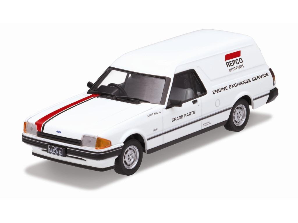 1982 Ford Falcon XE Panel Van – REPCO