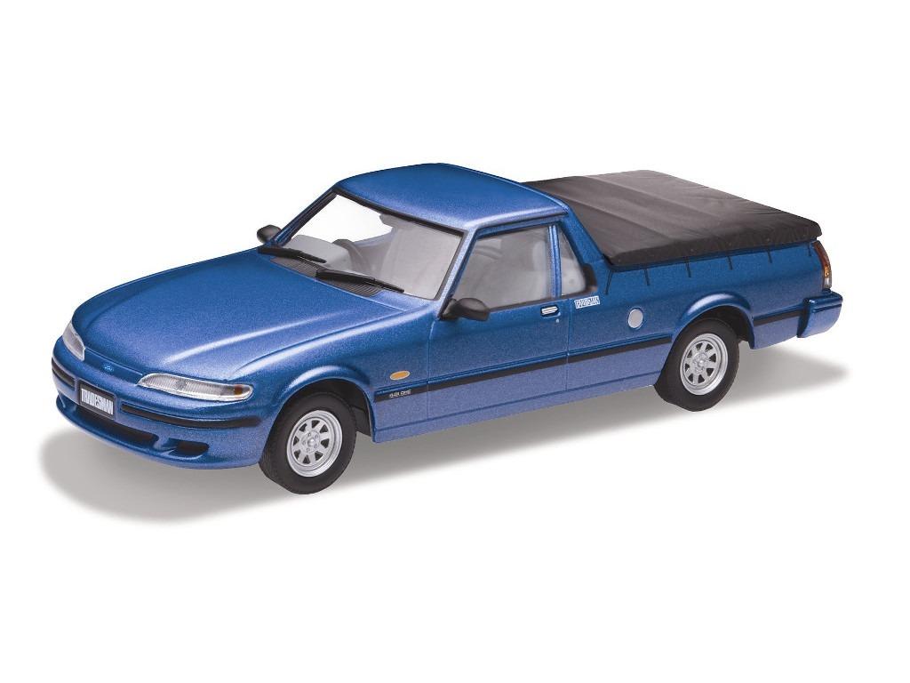 1996 Ford Falcon XH Utility – Mauritius Blue