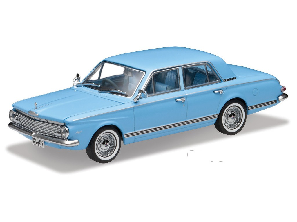 1963 AP5 Chrysler Valiant Regal Sedan – Light Blue Regal