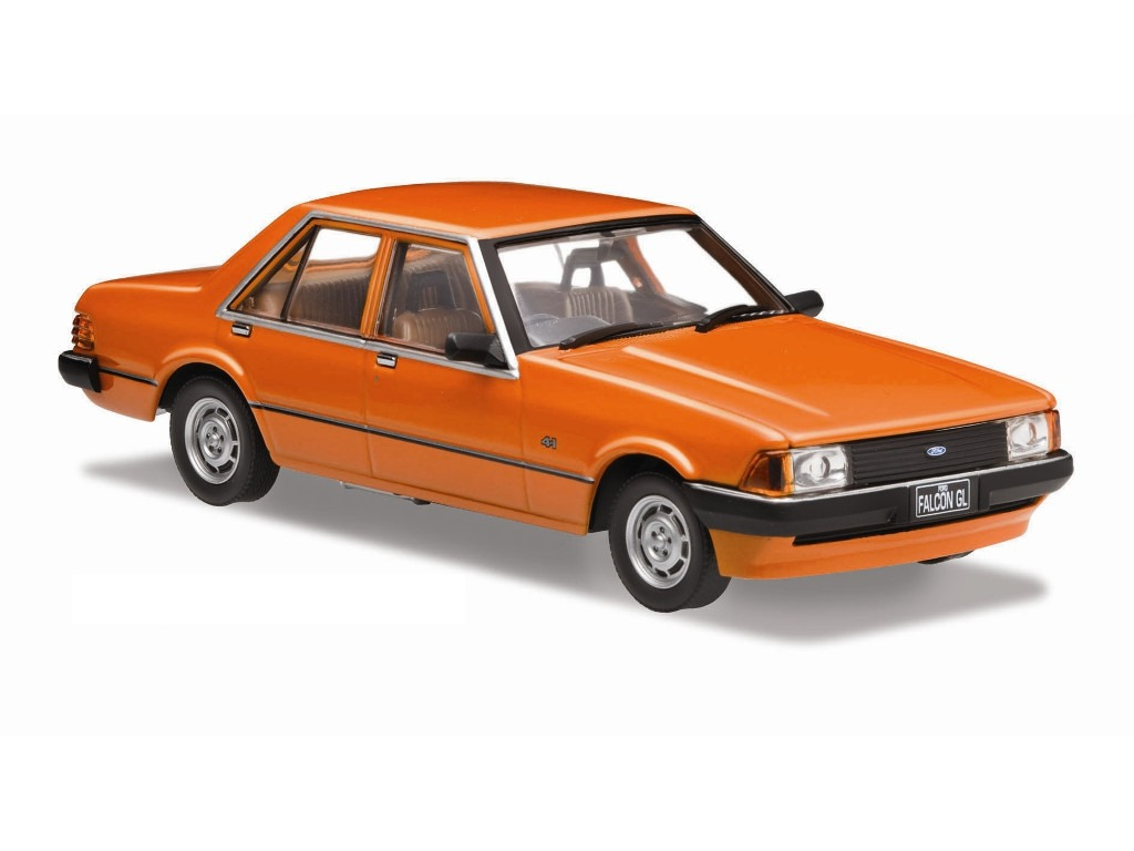 1980 Ford XD Falcon – Burnt Orange