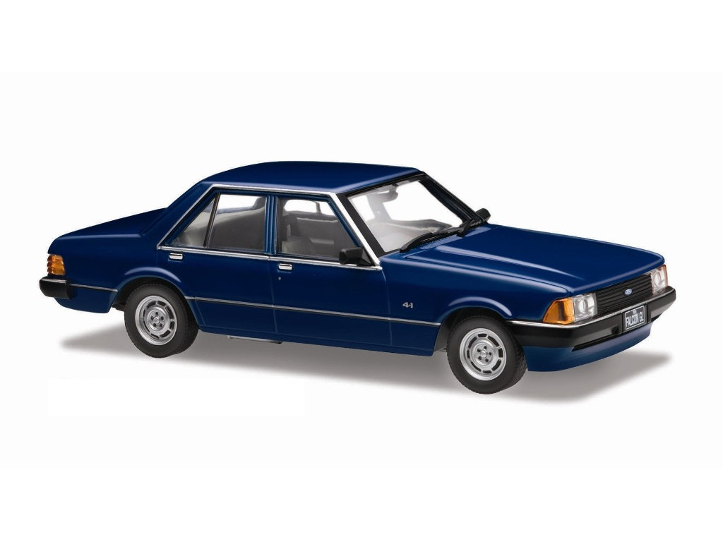 1980 Ford XD Falcon – Oxford Blue