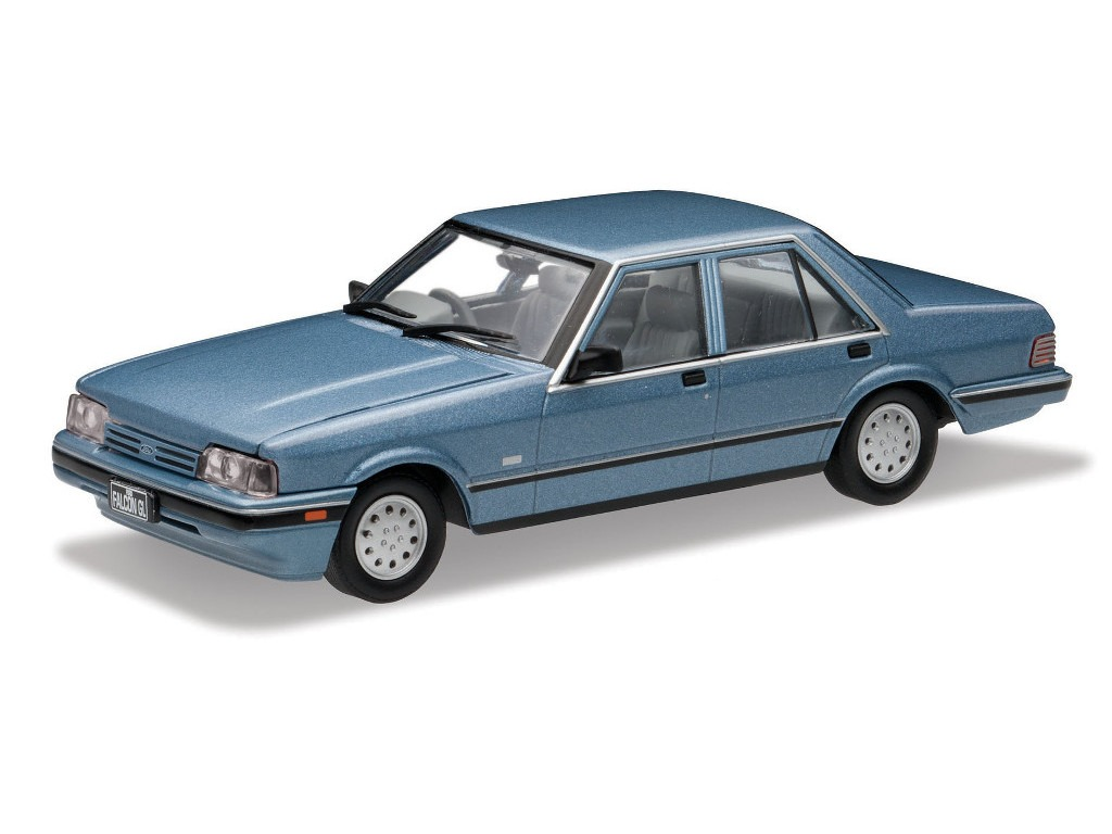 1984 – 88 XF FALCON GL – Ice Blue