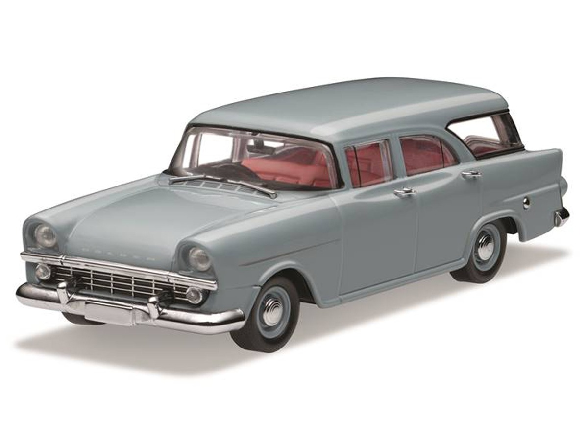 1960 FB Holden Wagon Special – Seagull Grey – Standard
