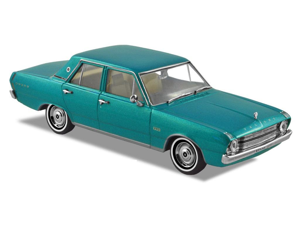 1969 VF Valiant Regal 770 – Turquoise