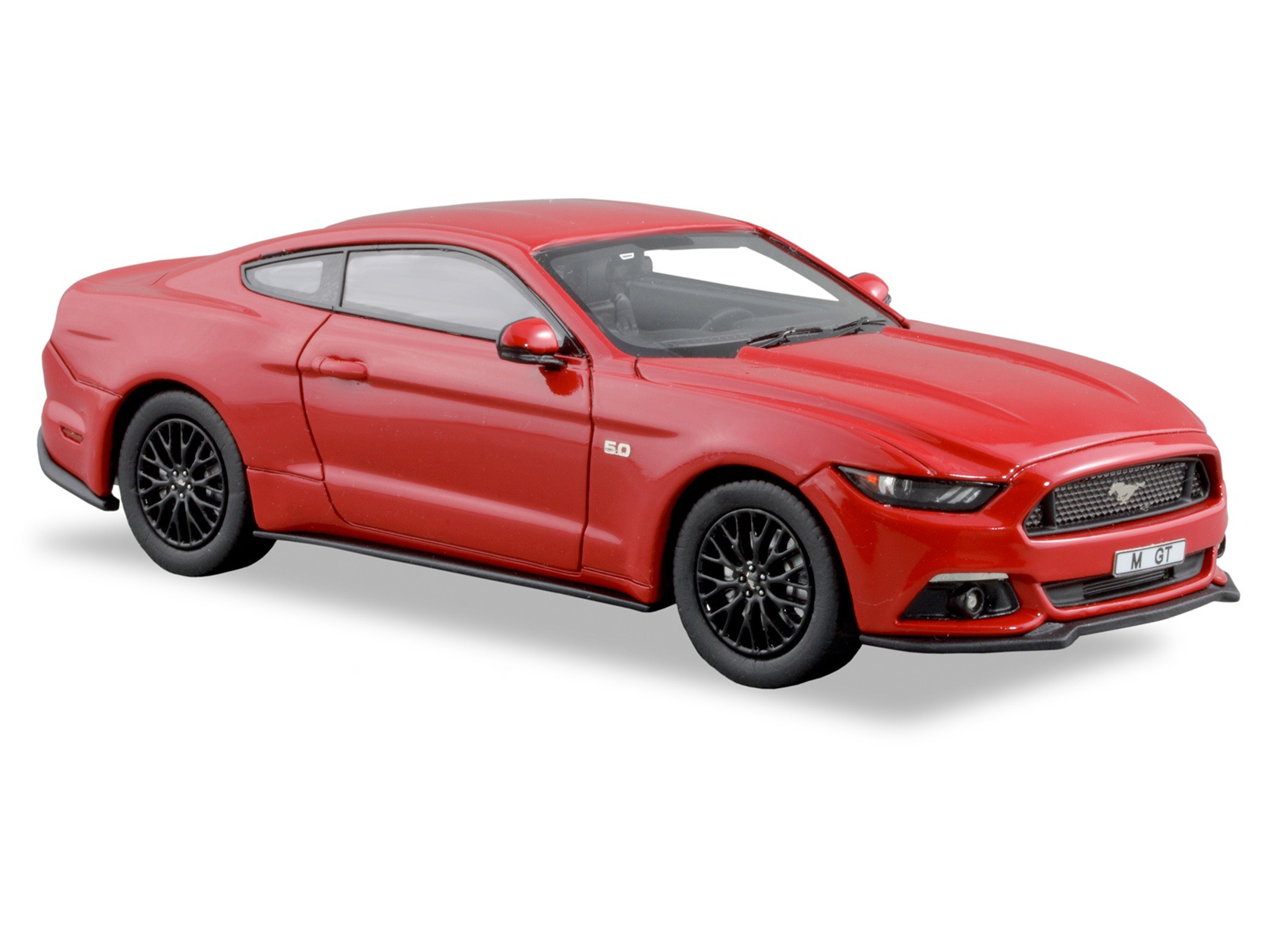 2016 Ford Mustang GT – Race Red