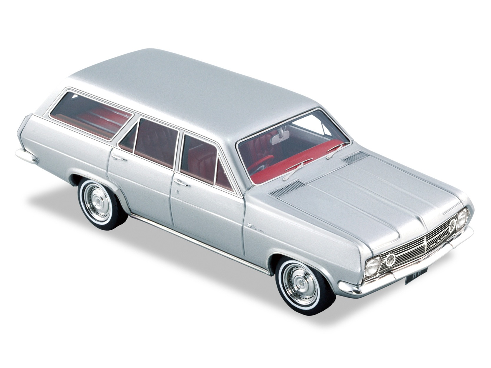 1967 HR Station Wagon – Silver
