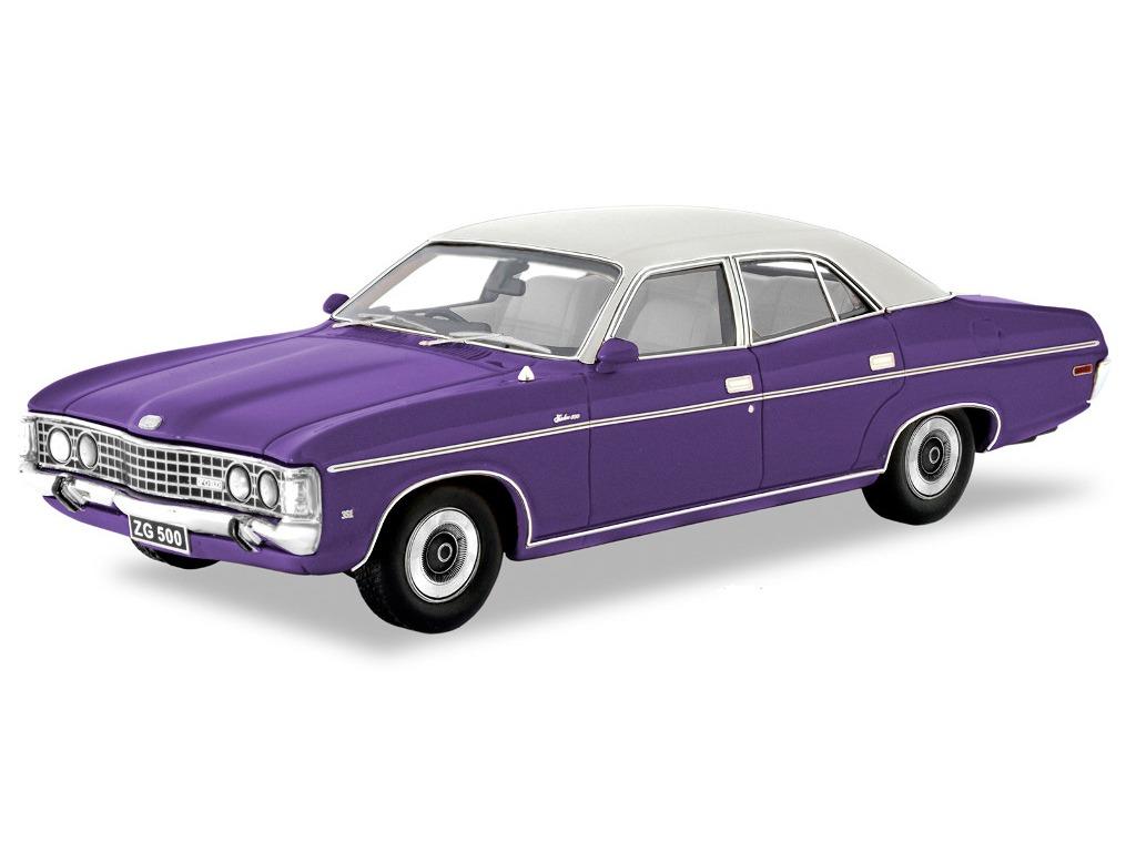 Ford ZG Fairlane 500 – Wild Violet