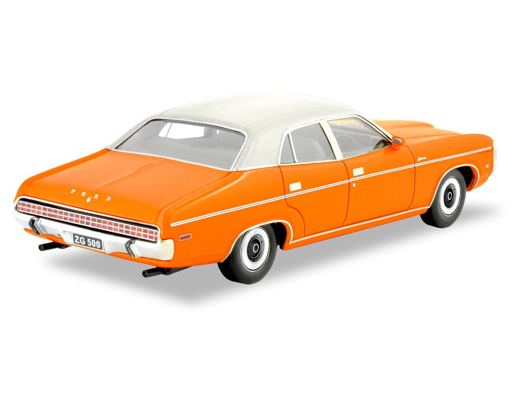 Ford ZG Fairlane 500 – Orange