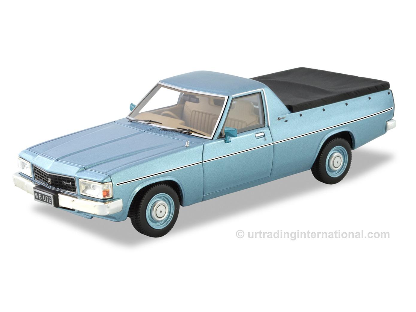 1980-84 WB Ute – Blue