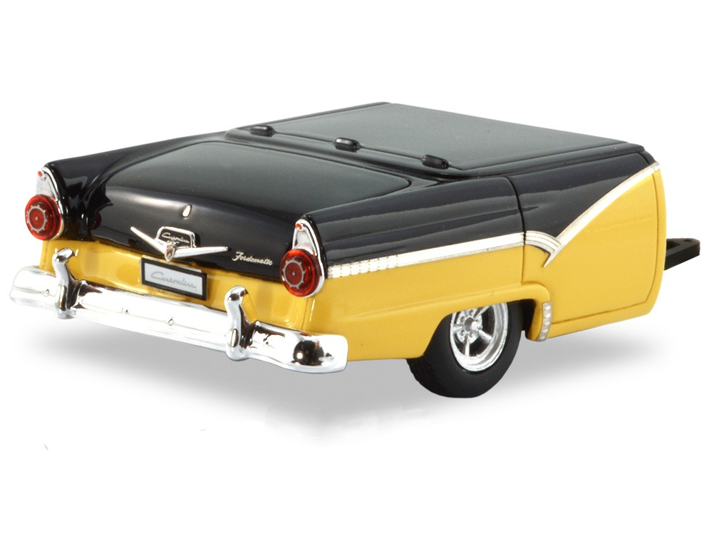 1957 Ford Customline Trailer – Yellow / Black