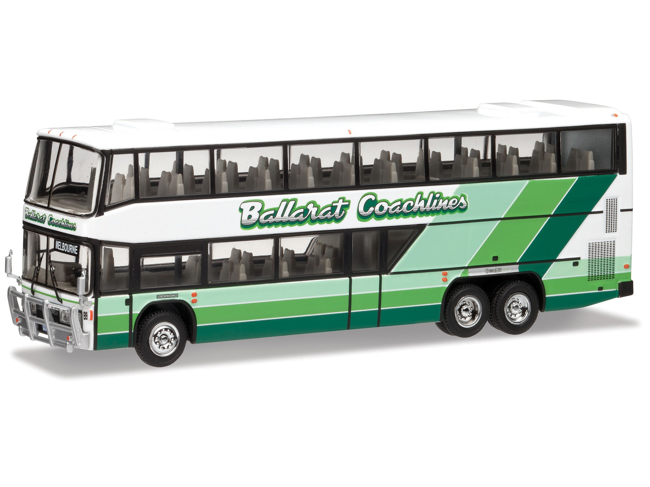 1988 Denning Double Decker Coach – Ballarat Coaches