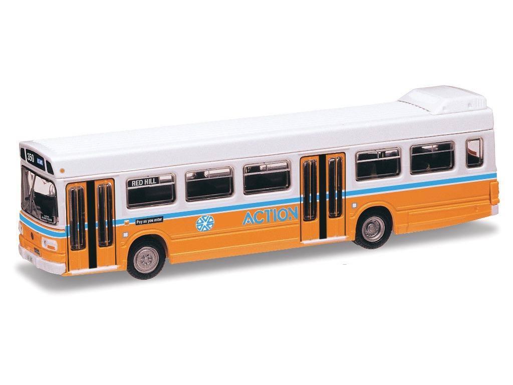1972 Leyland National Single Decker – Action Buses, Canberra