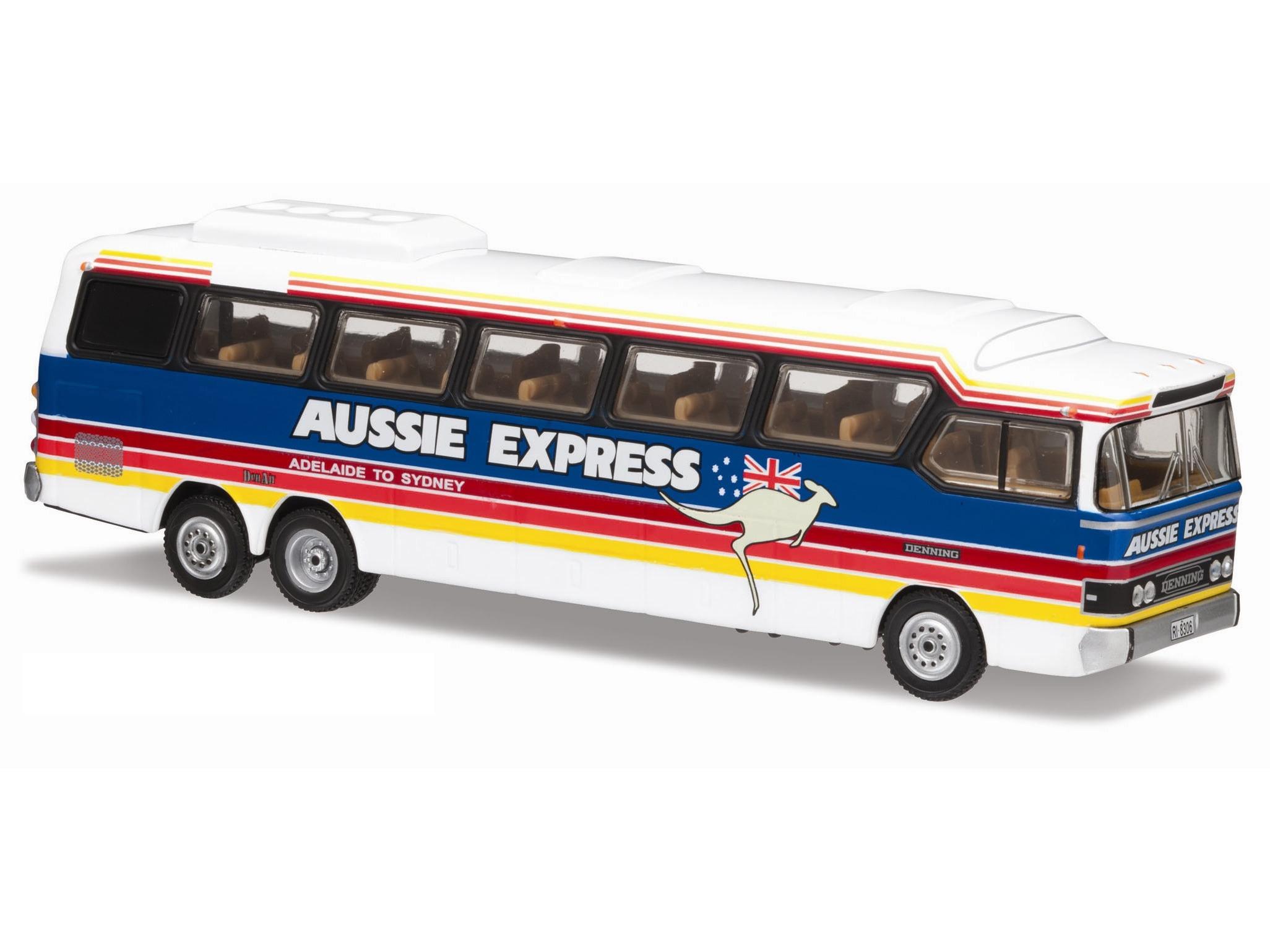 1980 Denning Mono Coach – Aussie Express