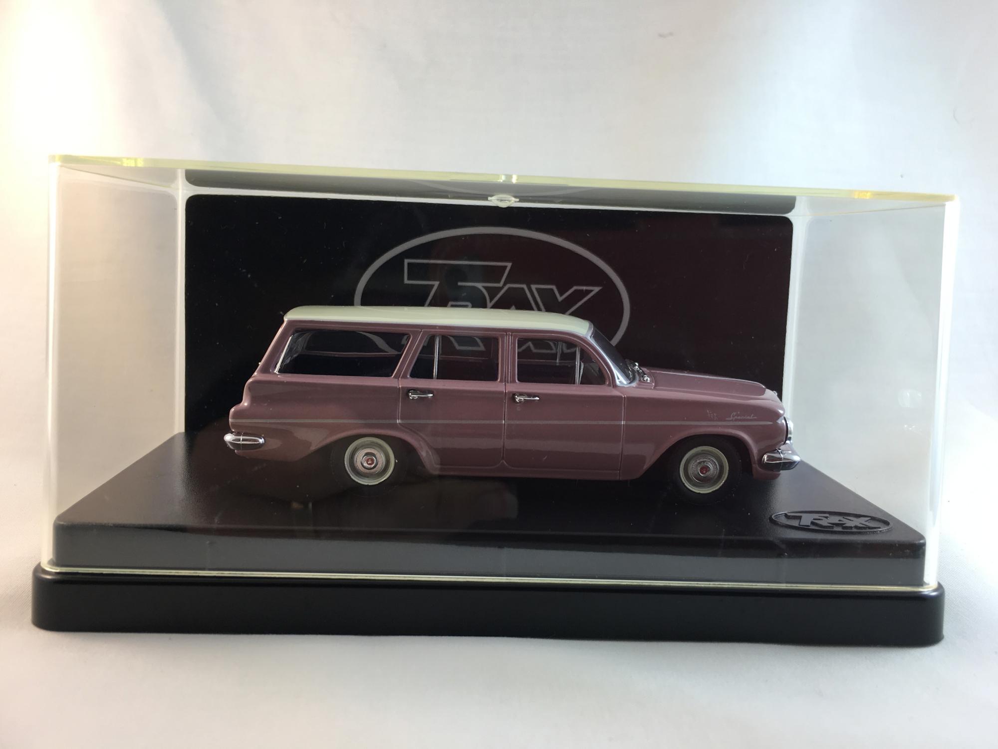 1962 EJ Special Station Wagon