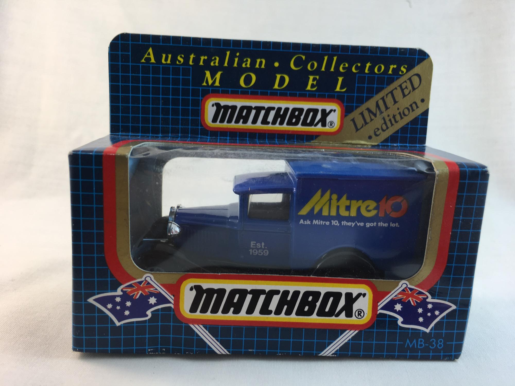 Matchbox-Australian Collectors Model-Mitre 10