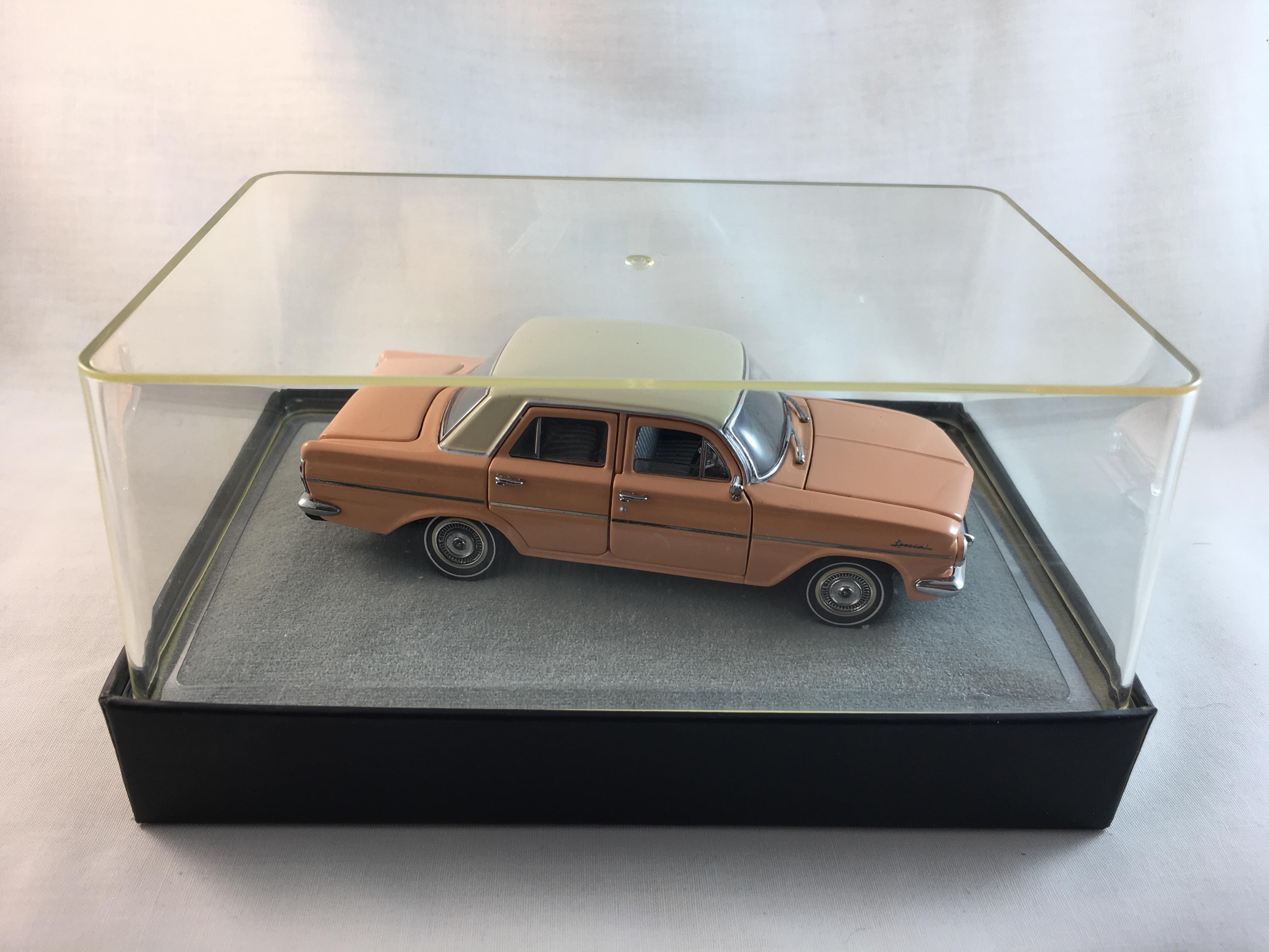 1963 EH Holden Special Sedan OPEL