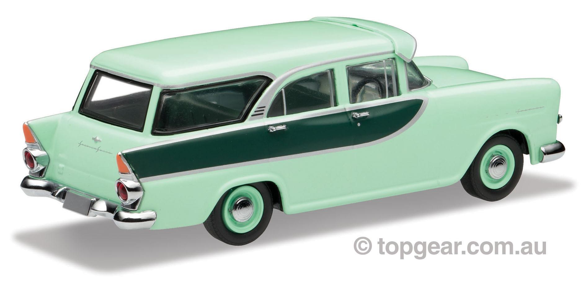 1960 FB Special Station Sedan – Glade Green/Woodsman Green