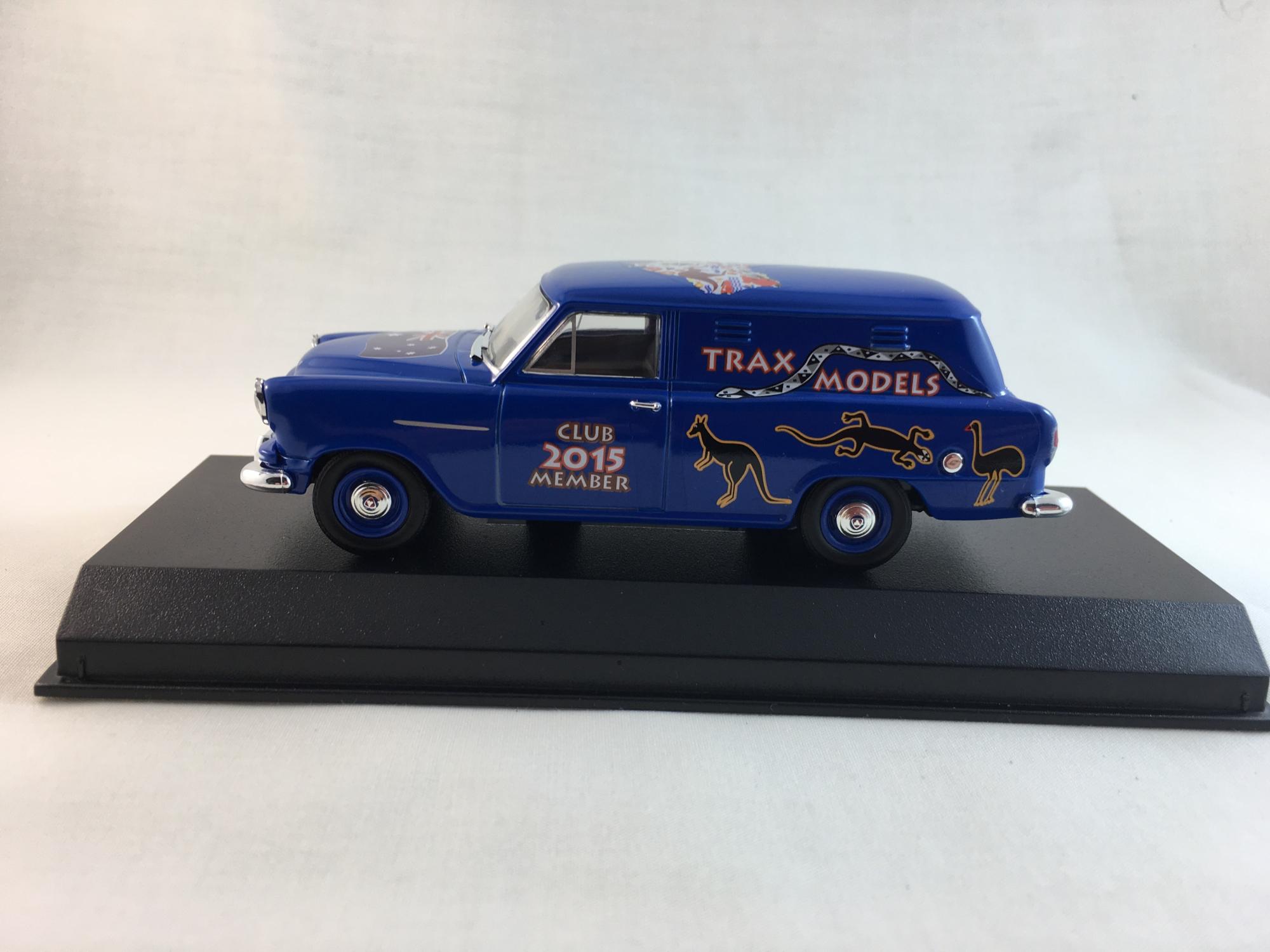 Trax Club Members Car 2015