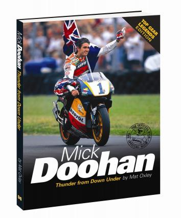 Mick Doohan: Thunder From Down Under By Mat Oxley