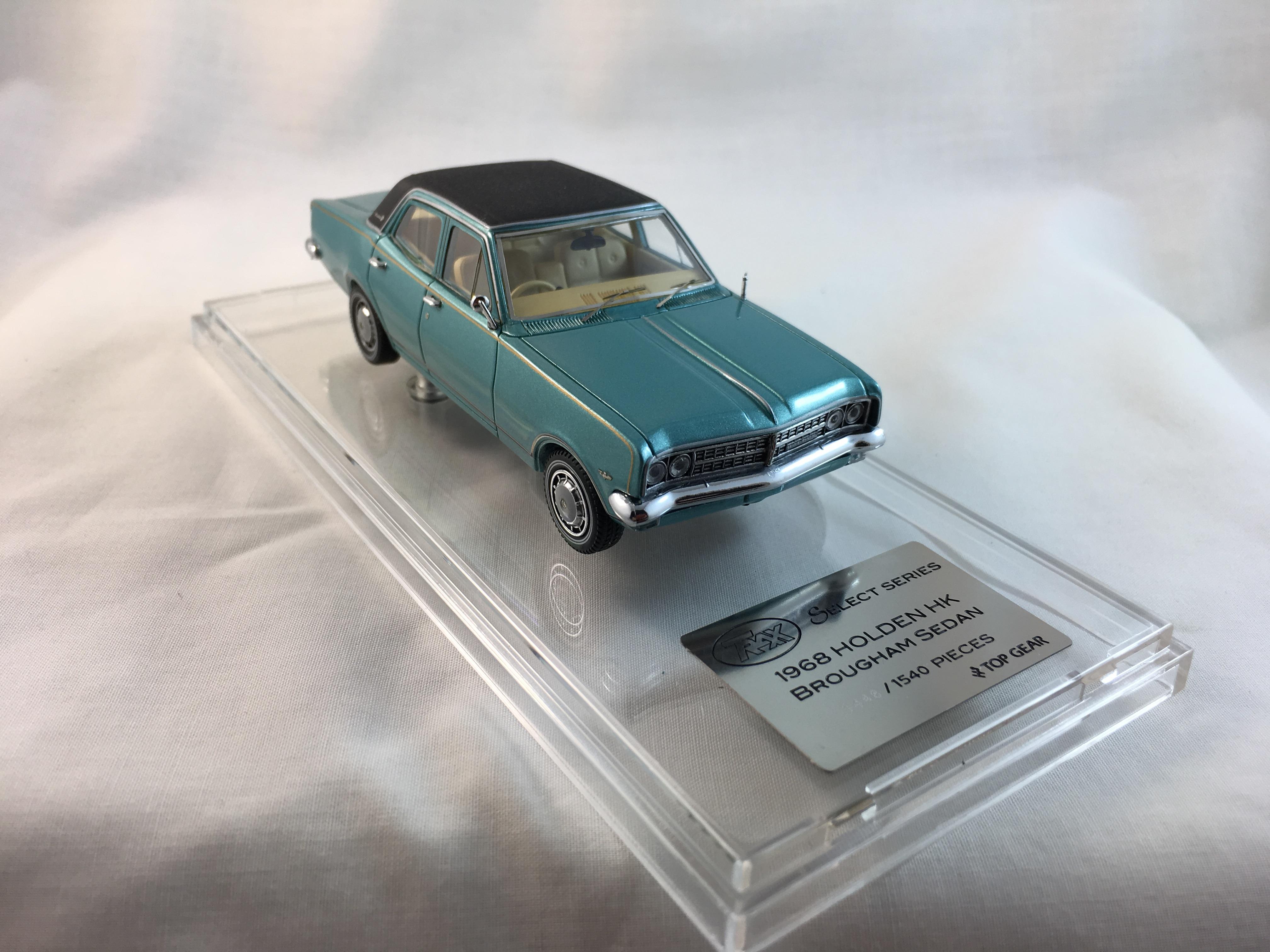 1968 HK Brougham Sedan