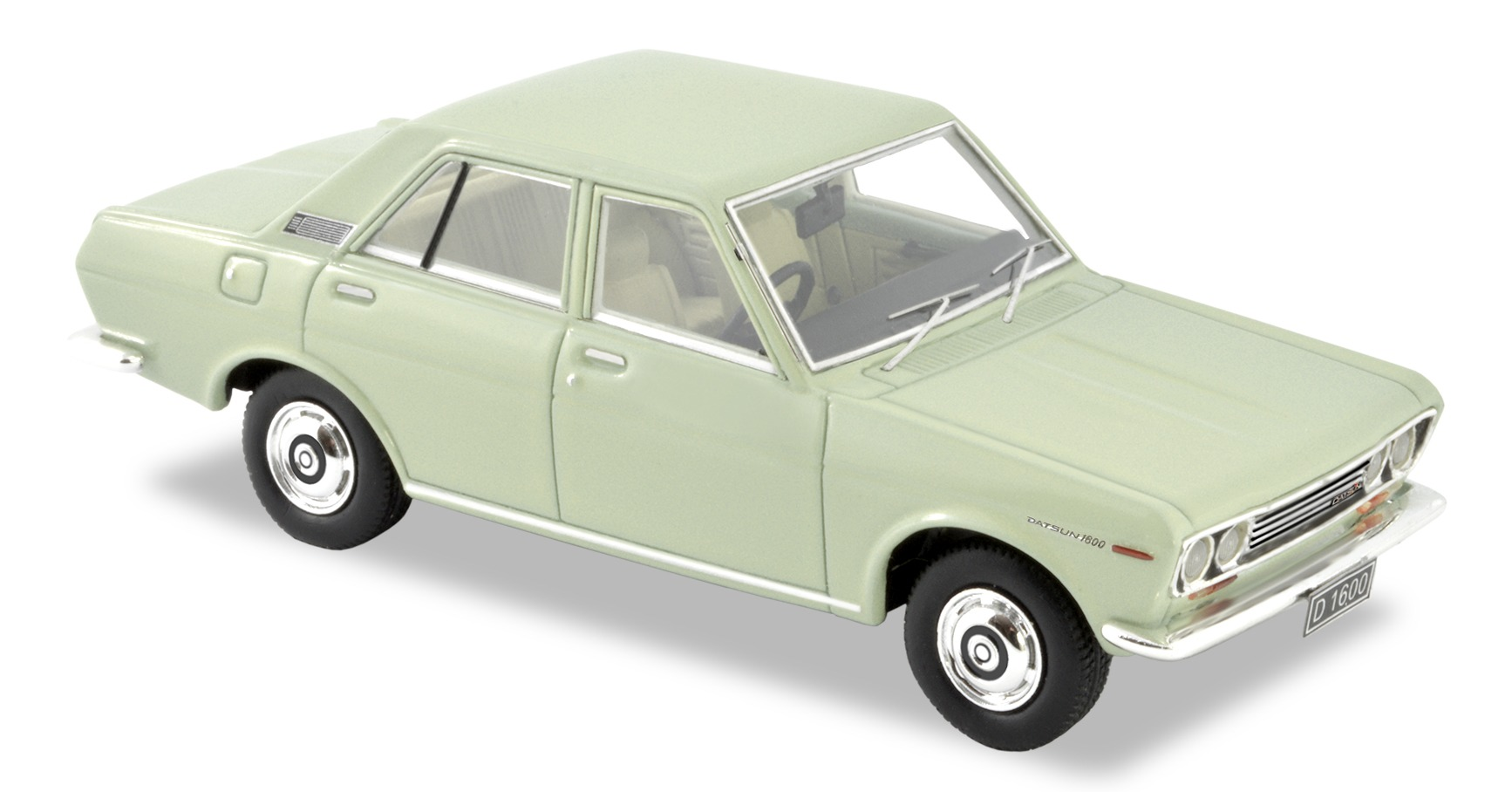 1970 Datsun 1600 – Ascot Green.