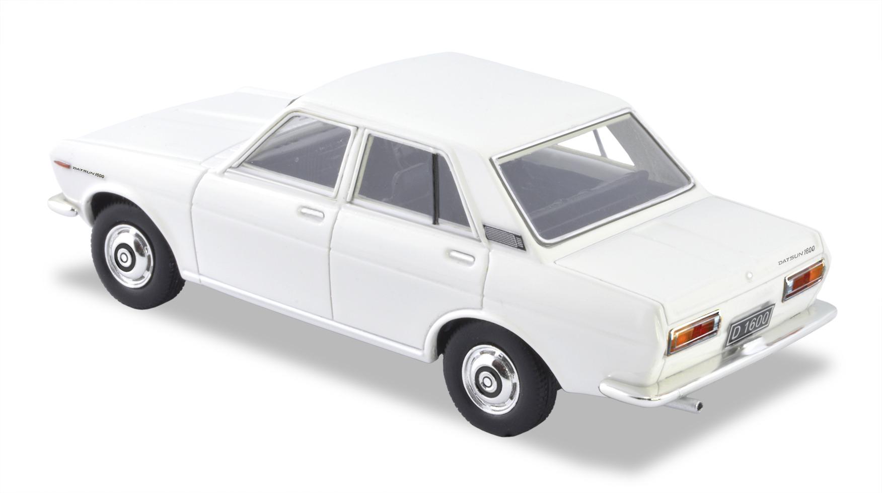 1970 Datsun 1600 – White