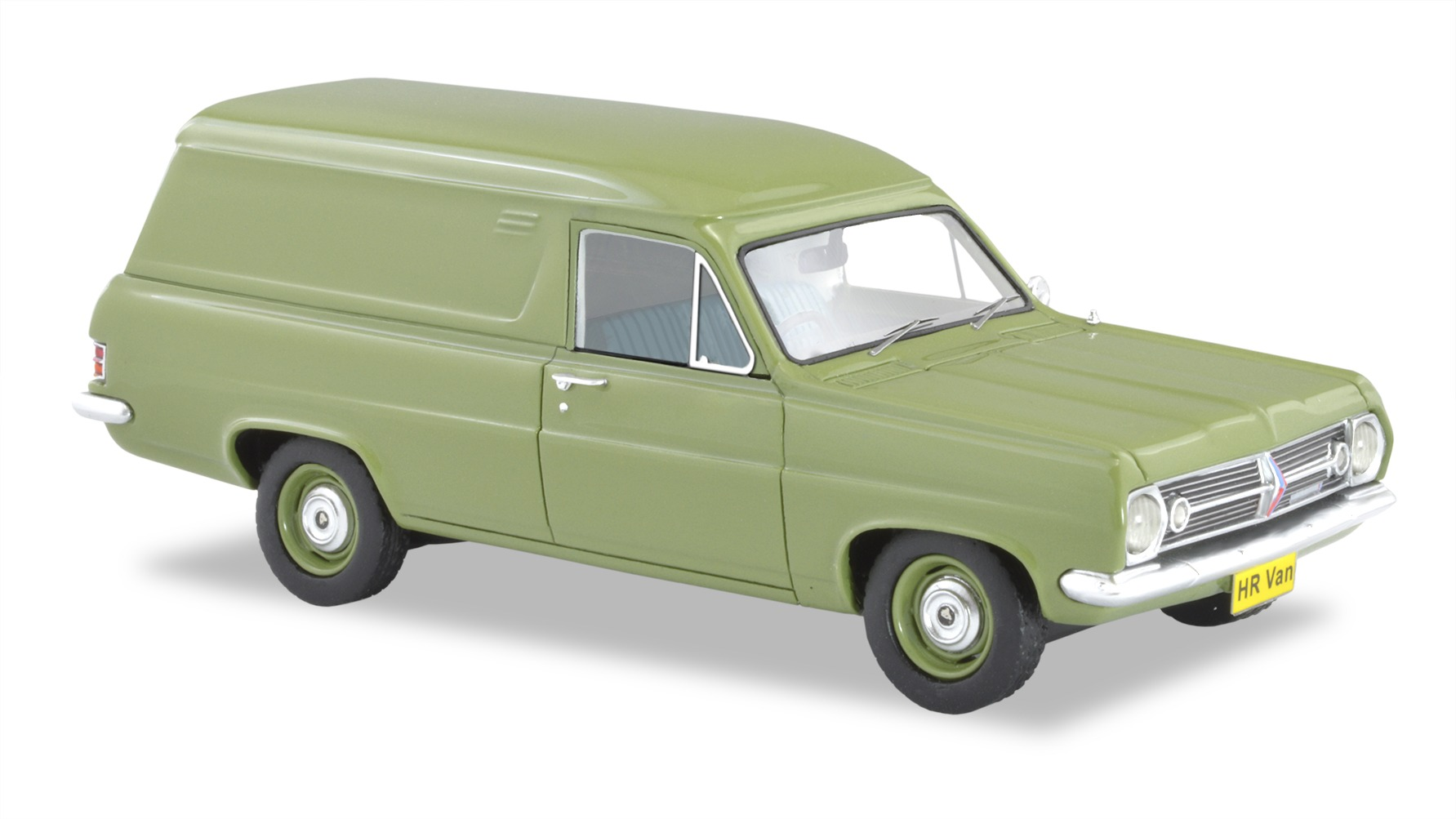1966-1968 HR Panel Van – Finisterre Green
