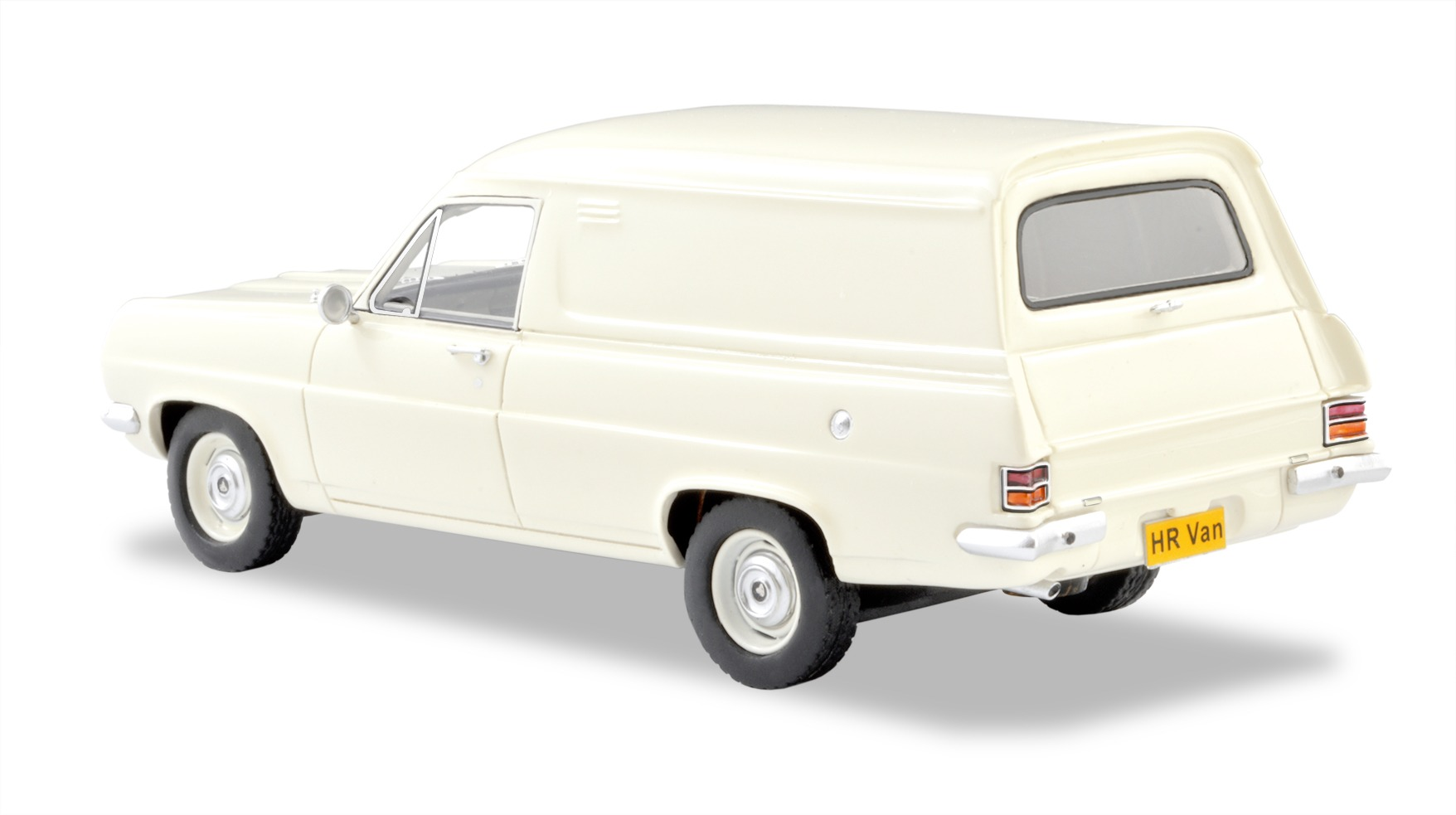 1966-1968 HR Panel Van – Grecian White