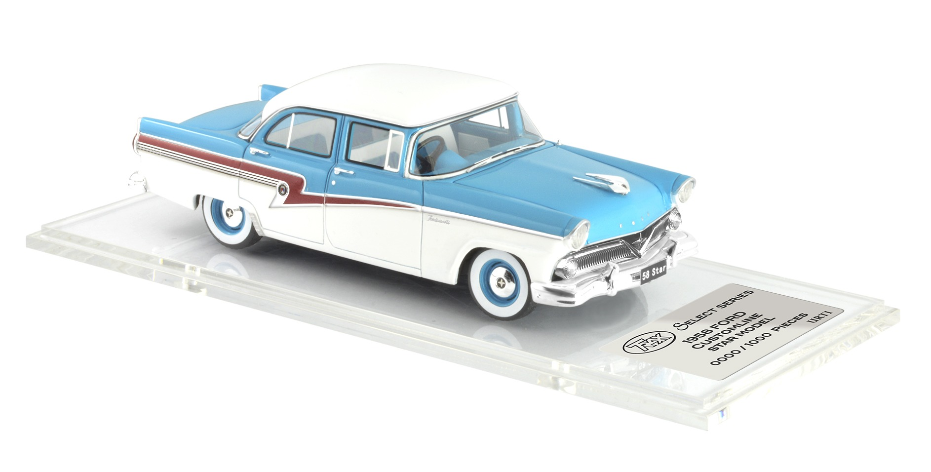 1958 Ford Customline (Star Model)