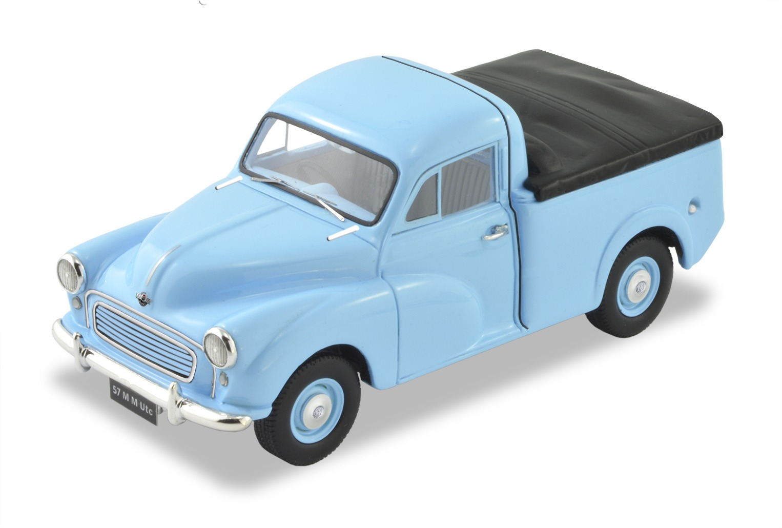 1957 Morris Minor Ute – Panamuna Blue