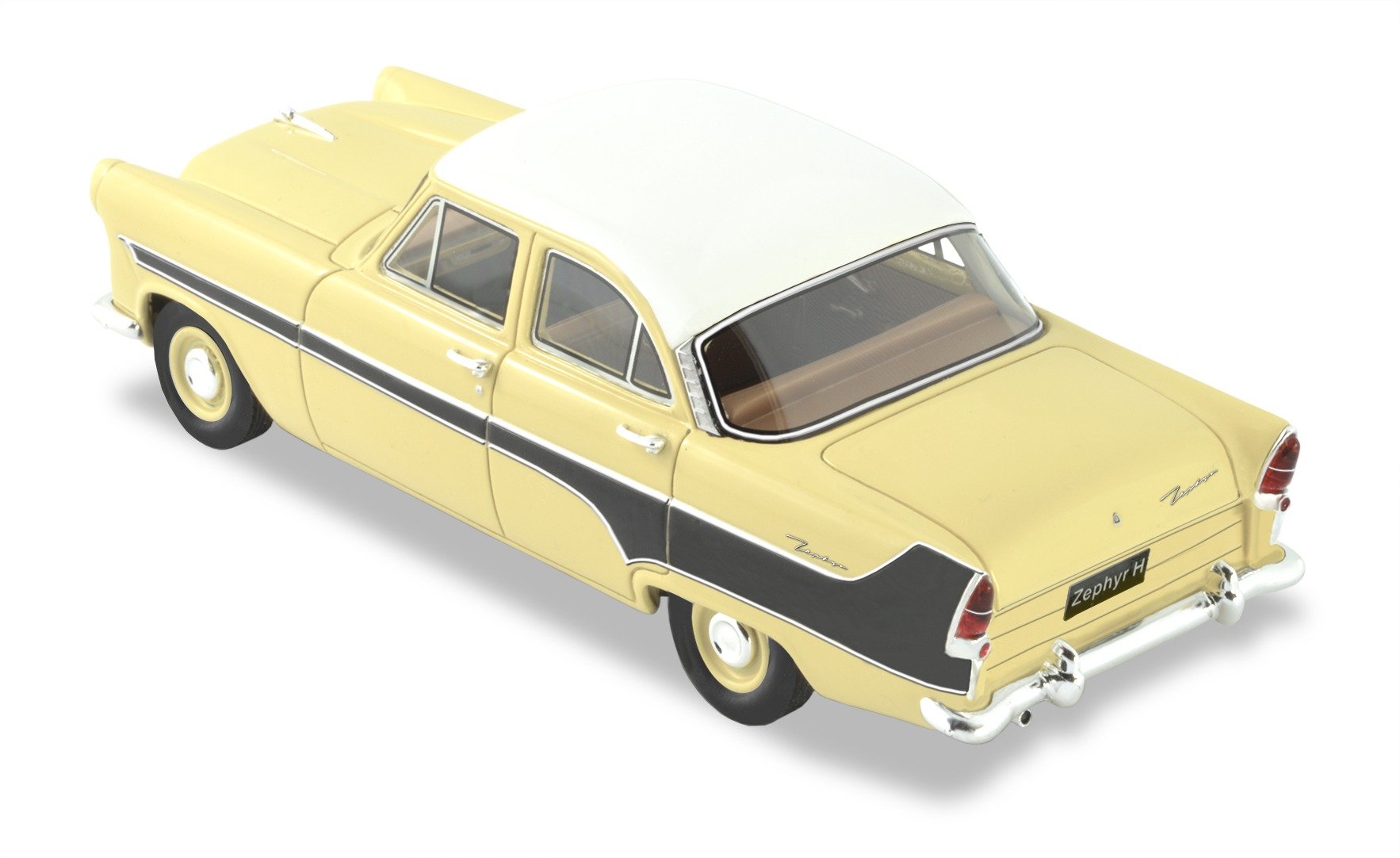 1958 Zephyr MKII High Line (Yellow)