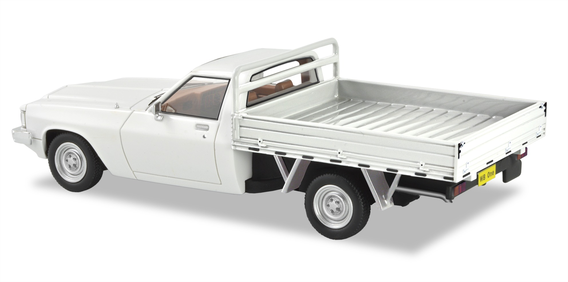 1980-84 WB One Tonner – White