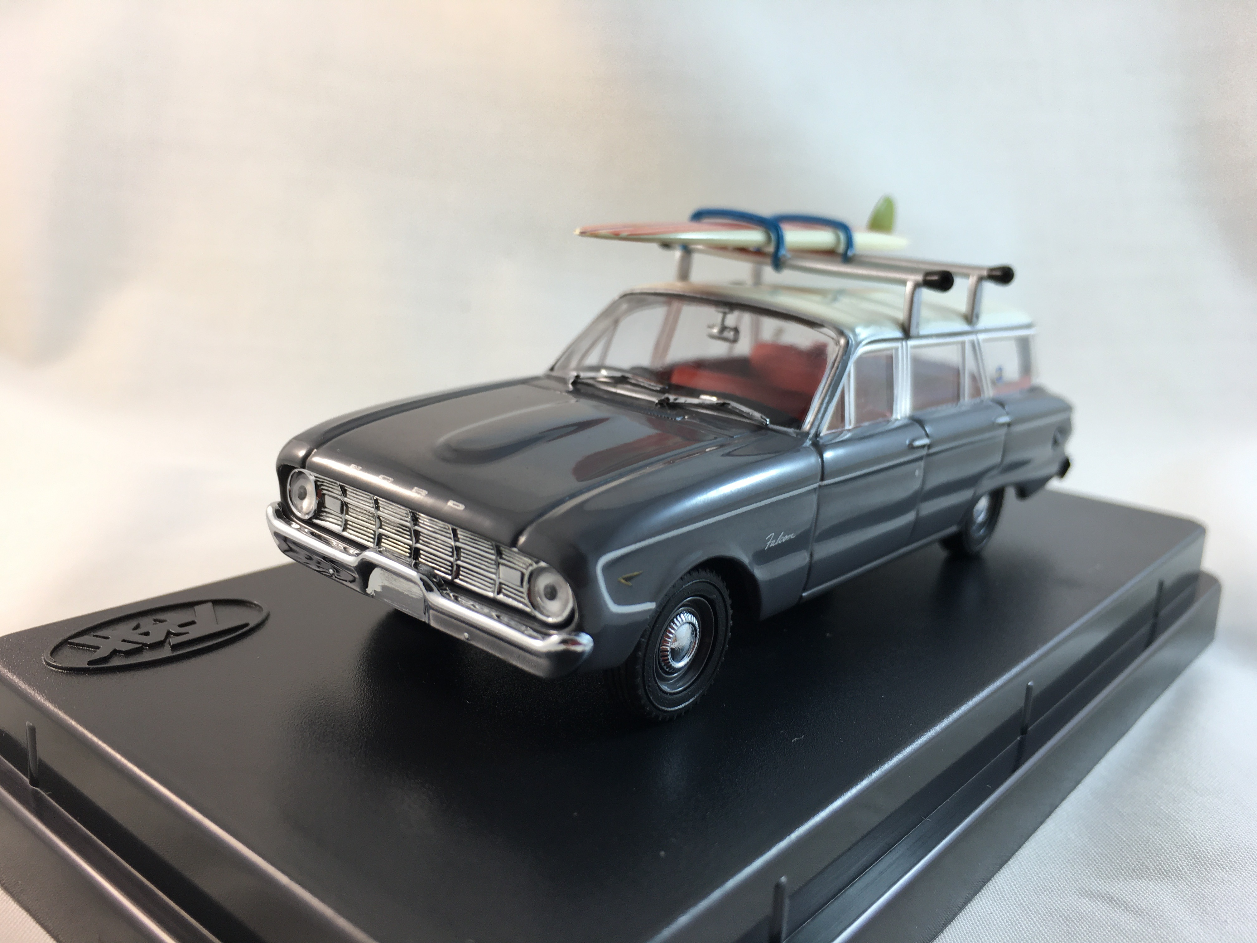 Ford XK Falcon Wagon