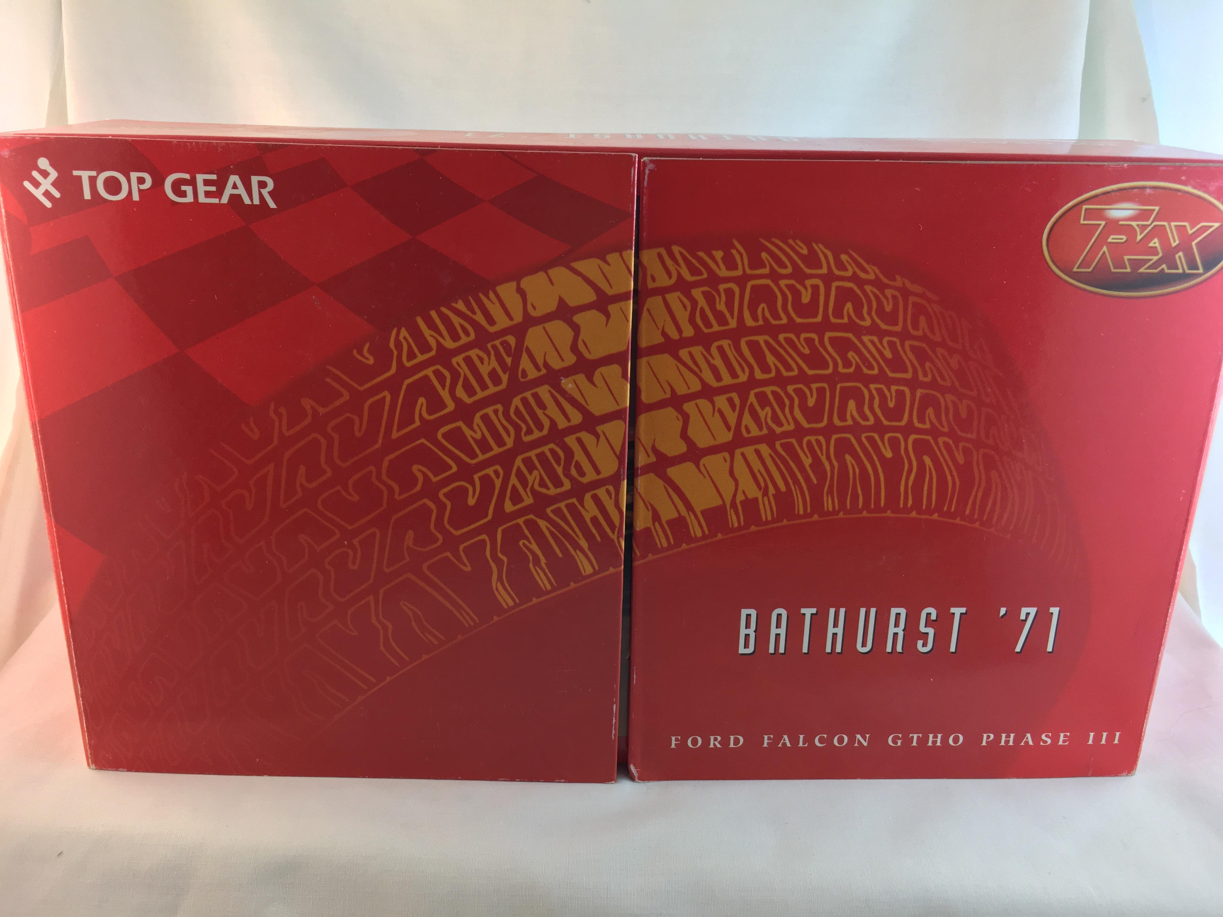 Bathurst '77 Ford Falcon GTHO Phase III Box Set