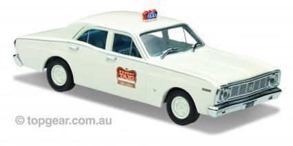 1968 XT Falcon Sedan-Regent Taxi