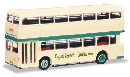1961 Leyland Atlantean PDR  Double Decker Bus – Eggins Comfort Coaches, Taree