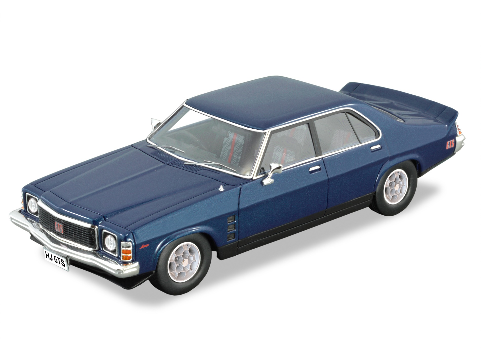 1975 Holden HJ Monaro GTS Sedan – Blue