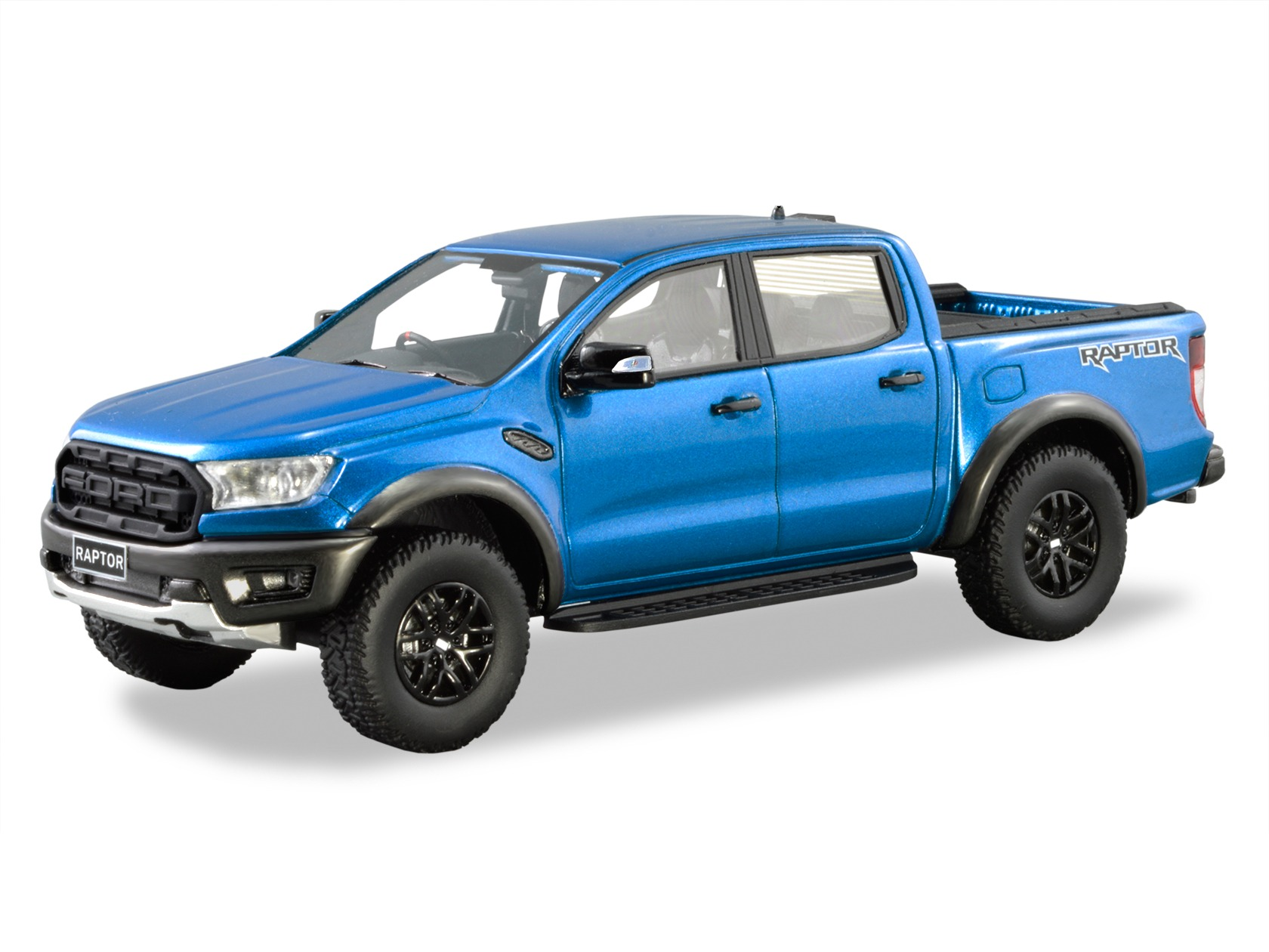 2019 Ford Ranger Raptor – Blue