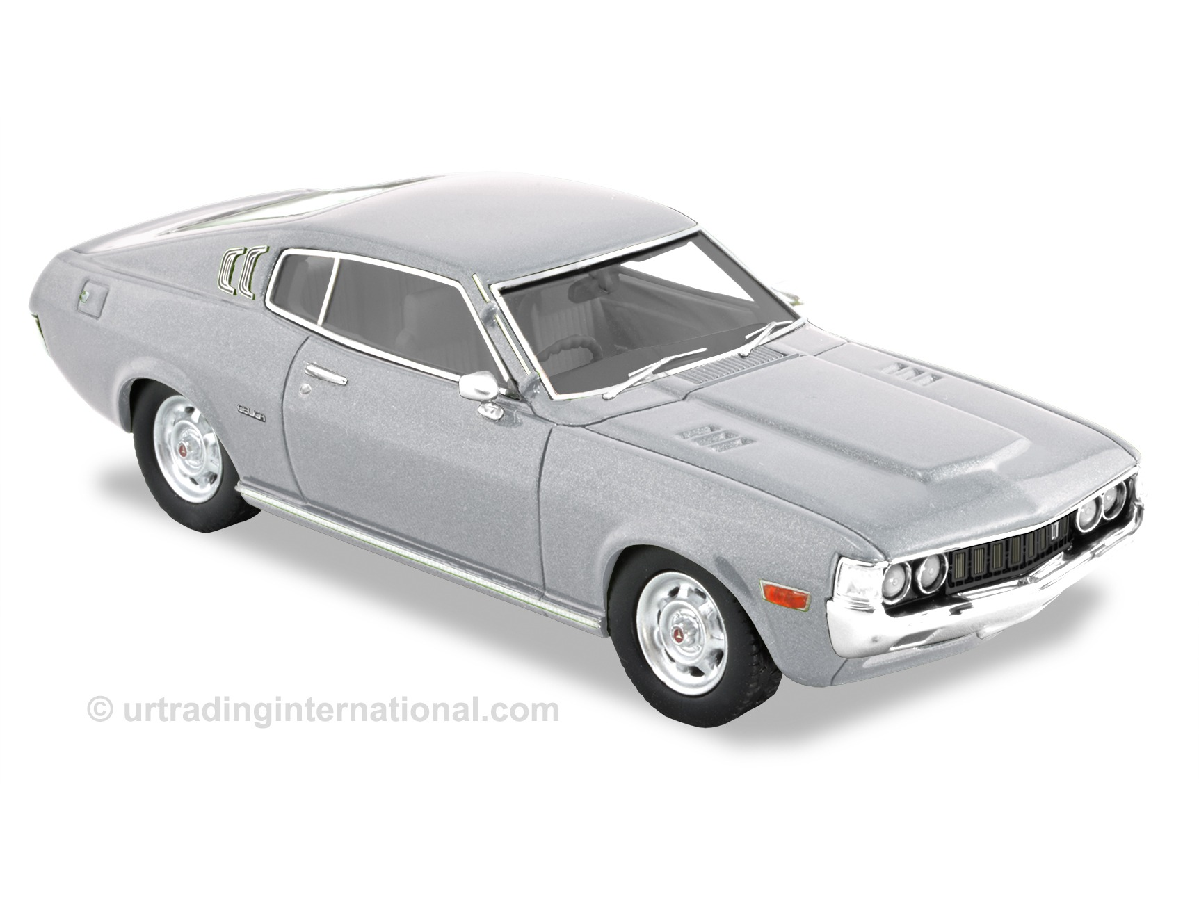 TRR81C 1977 Toyota Celica LT2000 – Silver