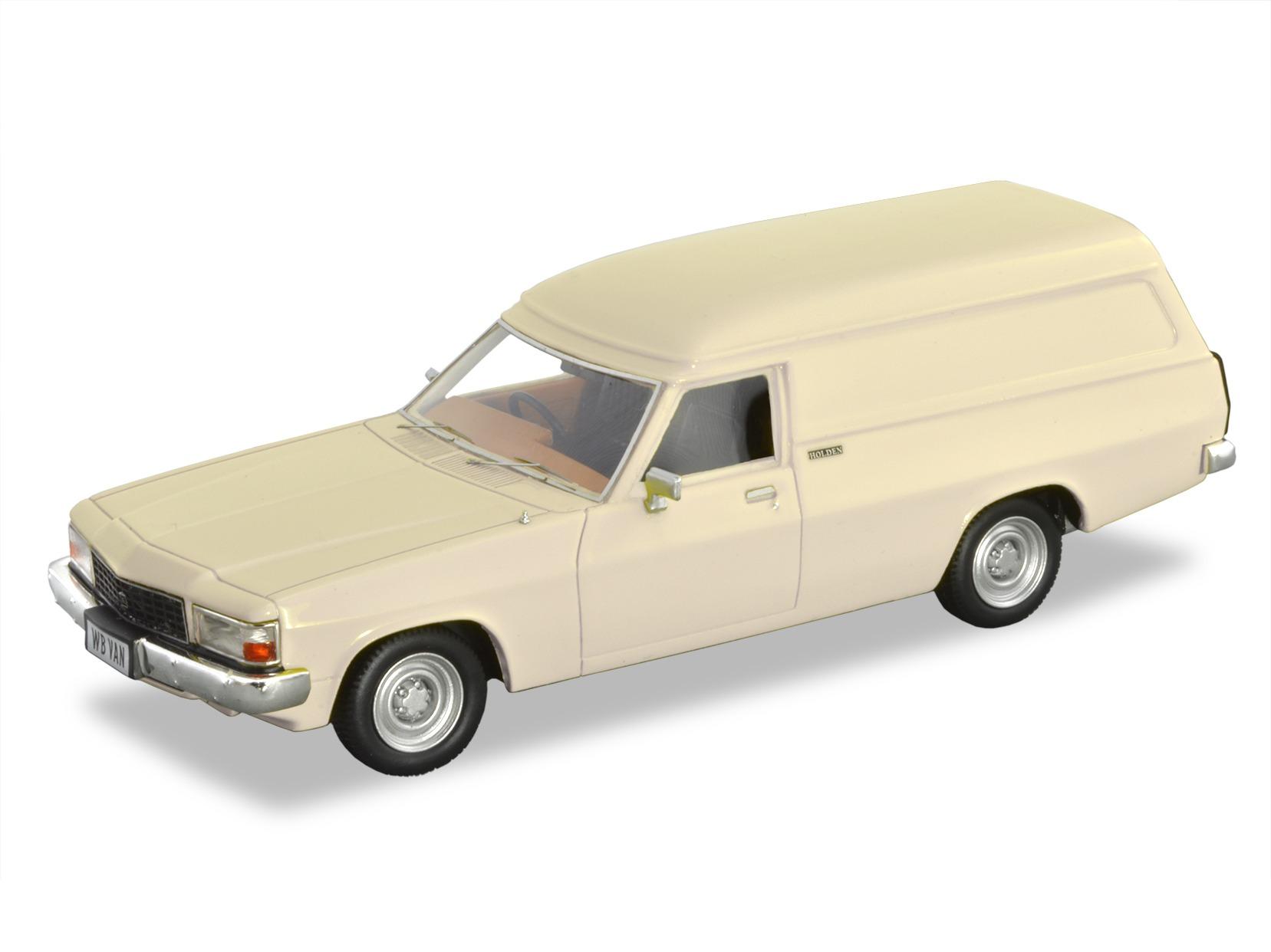 1982 Holden WB Panel Van – Torquay Sand