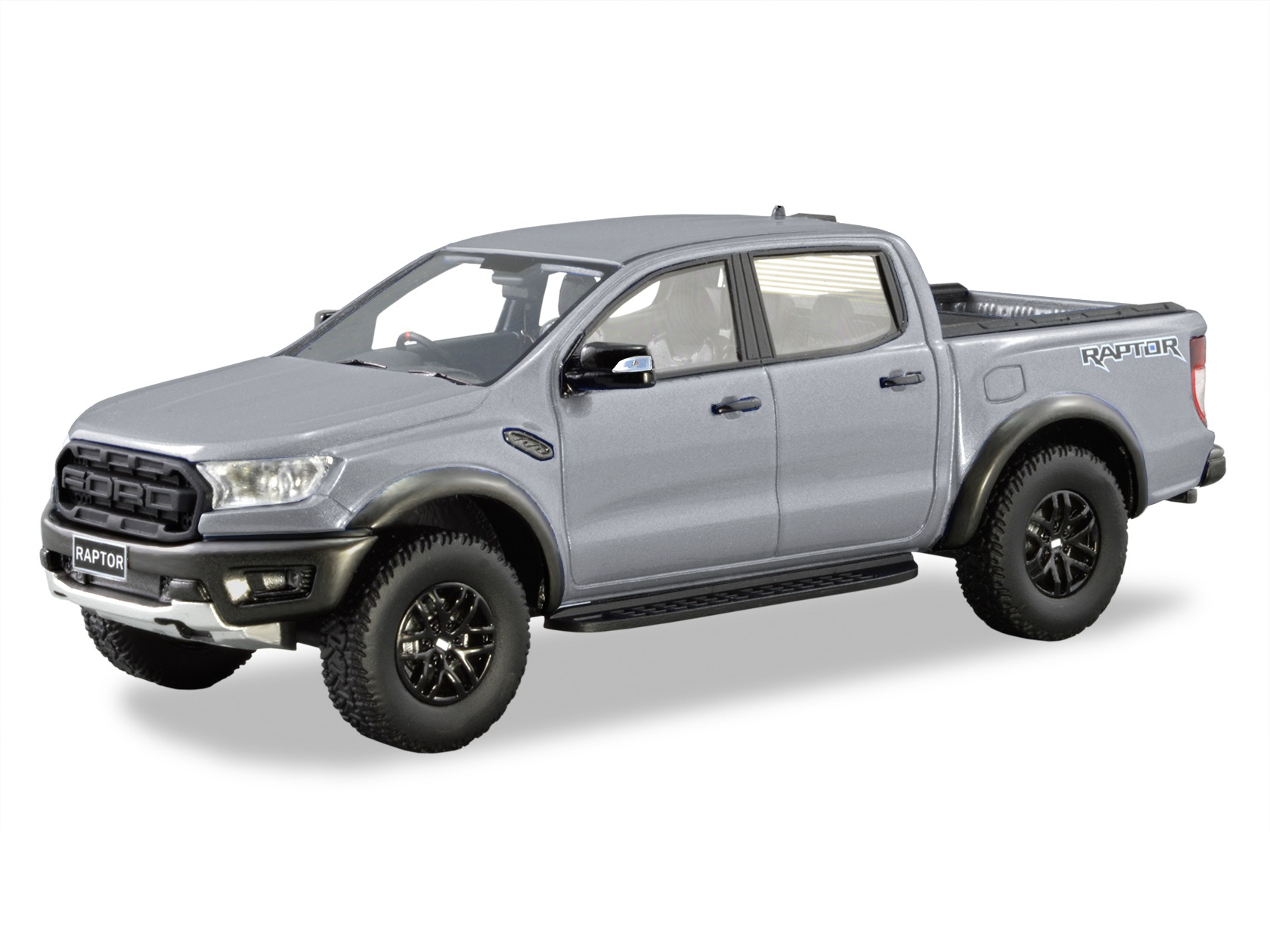 2019 Ford Ranger Raptor – Conquer Grey