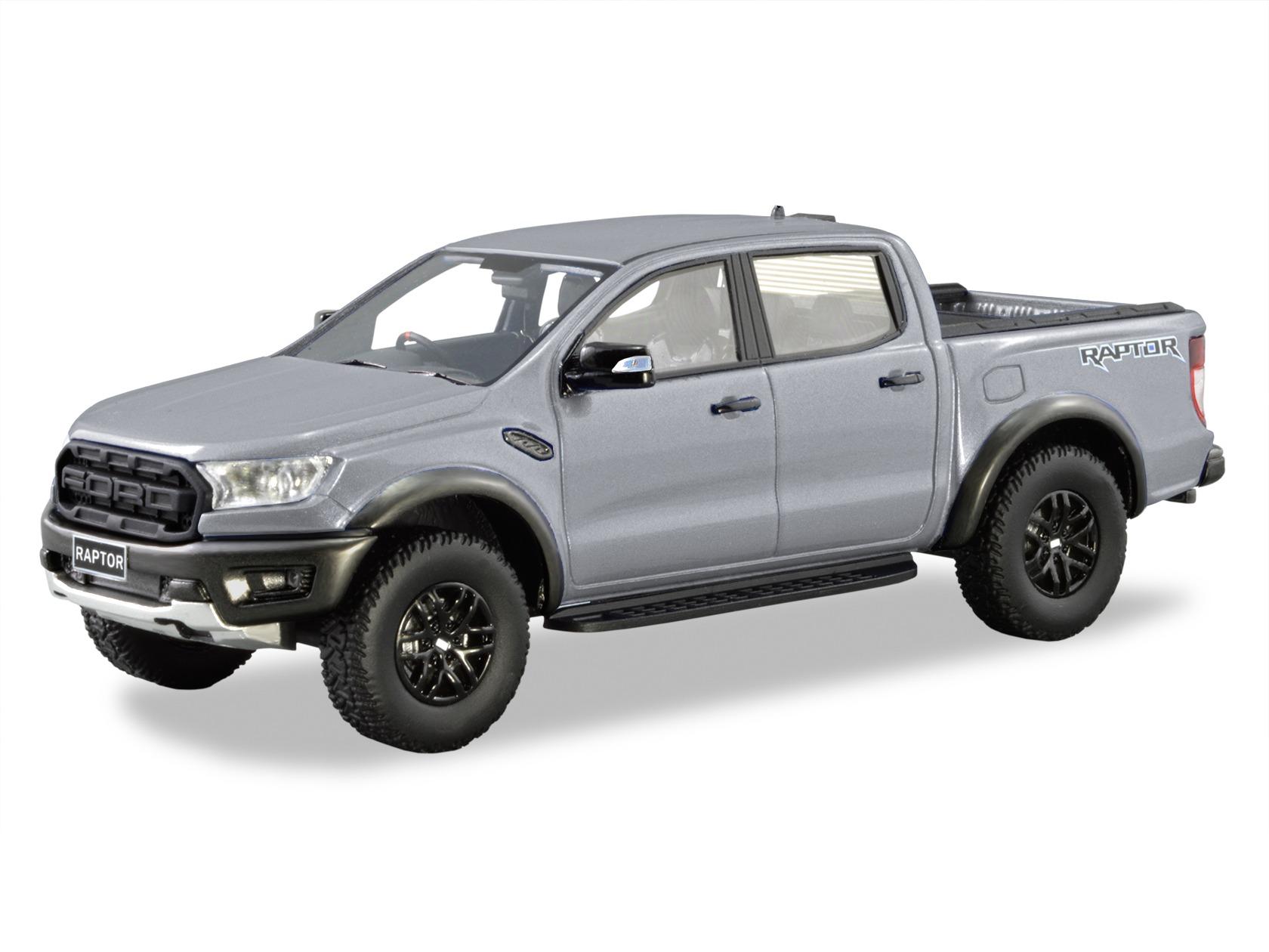 2019 Ford Ranger Raptor – Grey