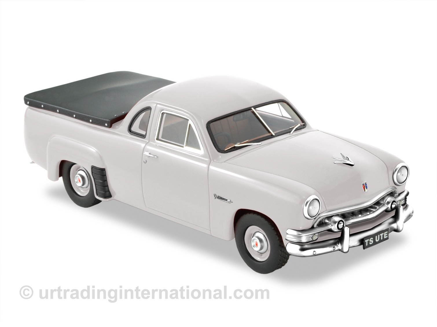 1951 Ford Custom Twin Spinner Ute – Tan