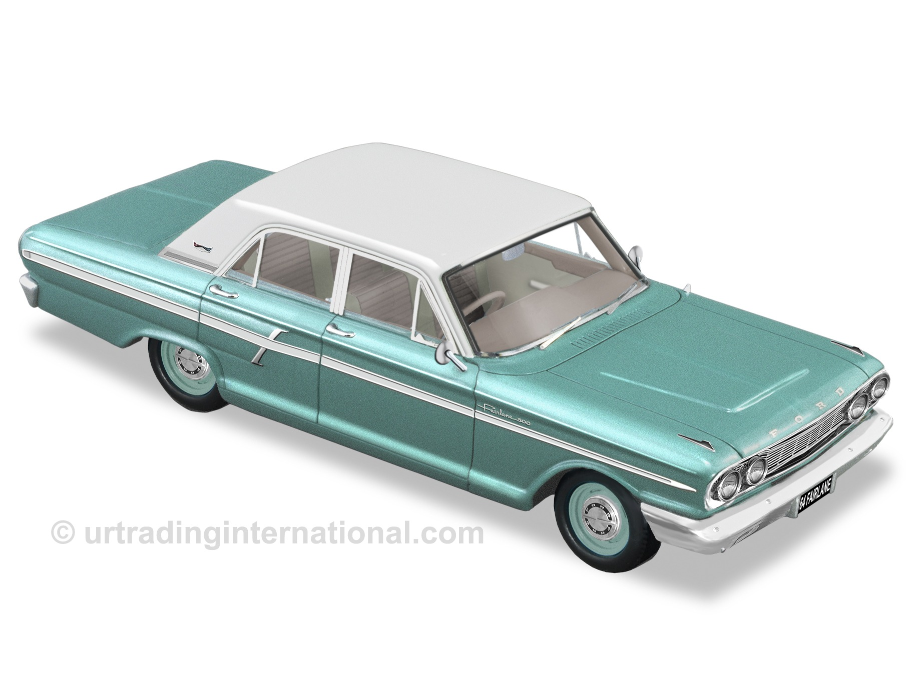 1964 Ford Fairlane Compact – Green