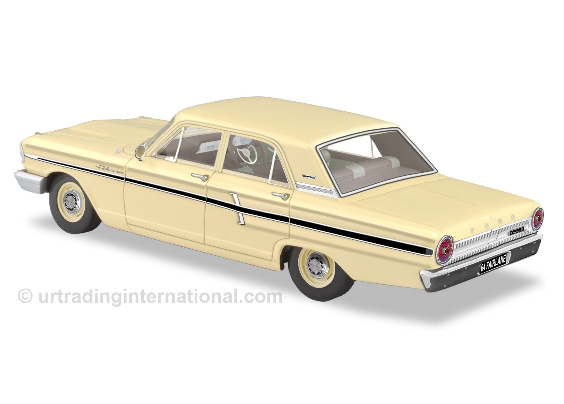 1964 Ford Fairlane Compact – Yellow