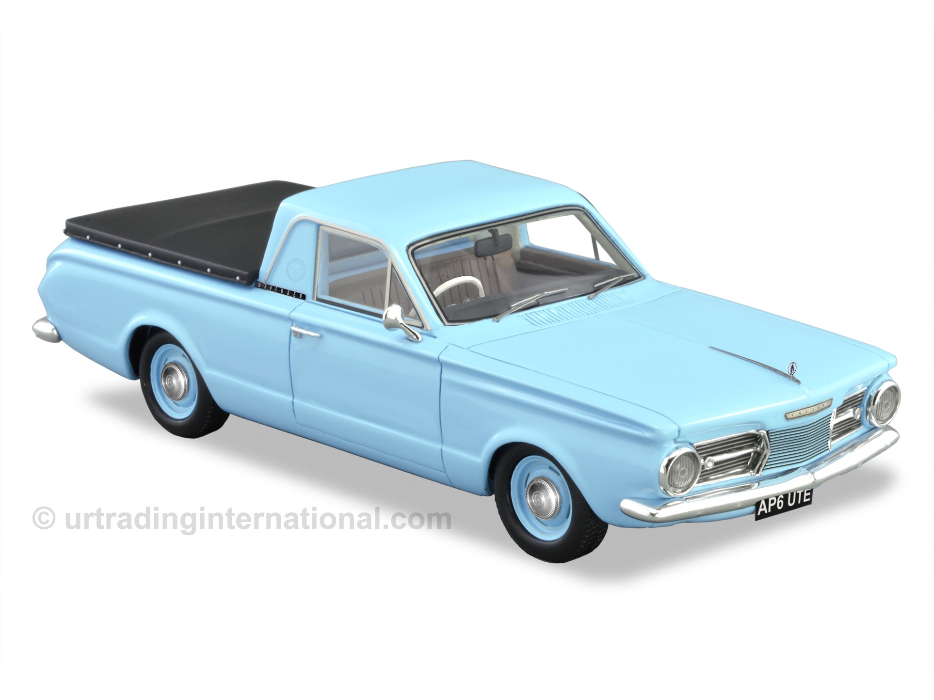 1965 Chrysler Valiant AP6 Ute – Blue