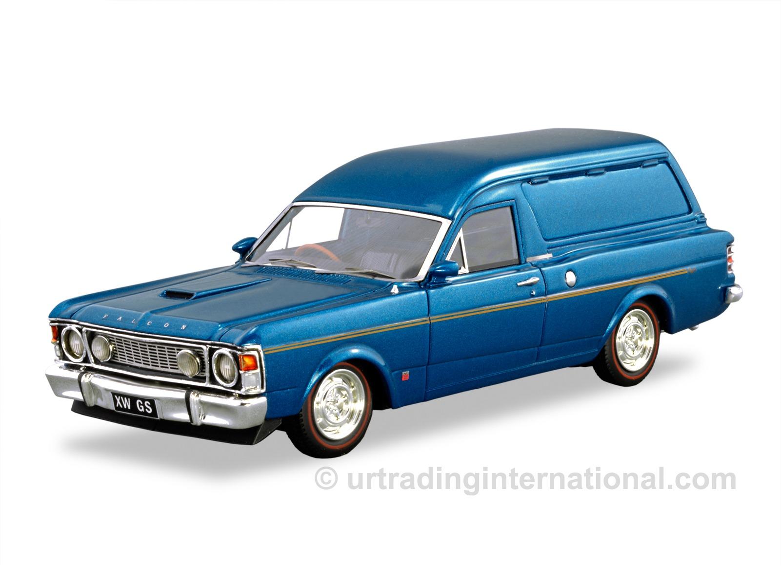 1970 XW GS Falcon Panel Van